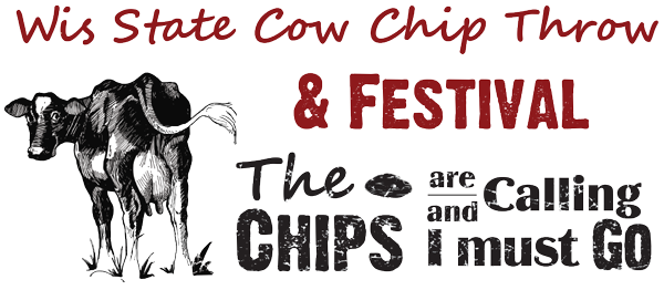 Wisconsin State Cow Chip Throw & Festival
